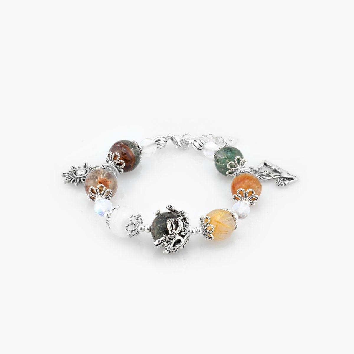 Amael Healing Crystal Bracelets