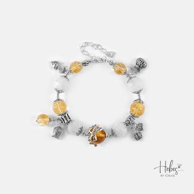 Hebes Design Bracelet HC0721 Healing Crystal Bracelets