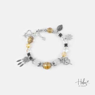 Elosie Healing Crystal Bracelets