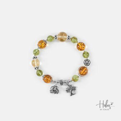 Early Fall Healing Crystal Bracelets