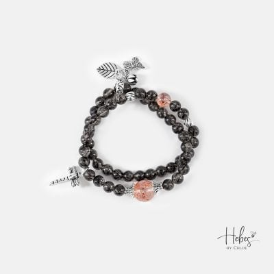 Back to Nature Healing Crystal Bracelets