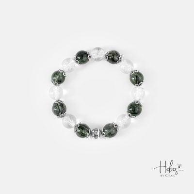 Clover Healing Crystal Bracelets