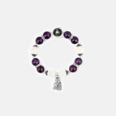 Wisteria Healing Crystal Bracelets