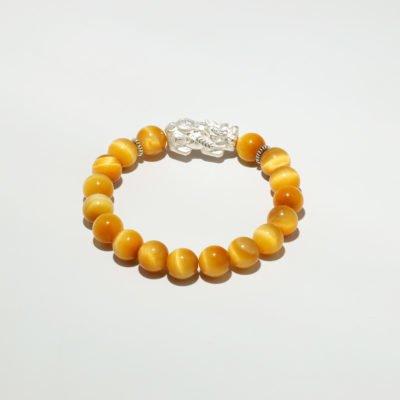 Marigold Healing Crystal Bracelets