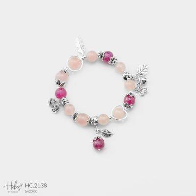 Hebes Design Bracelet HC2138 Healing Crystal Bracelets