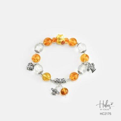Hebes Design Bracelet HC2175 Healing Crystal Bracelets