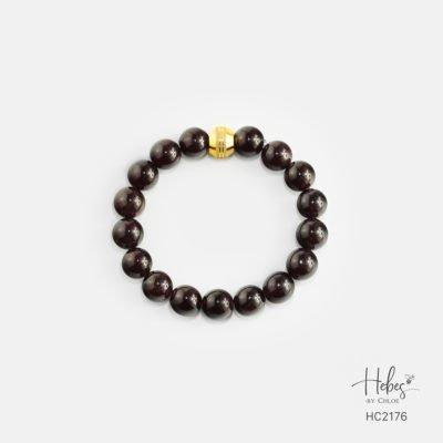 Hebes Design Bracelet HC2176 Healing Crystal Bracelets