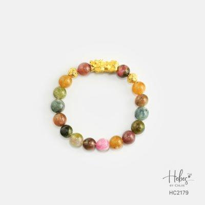 Hebes Design Bracelet HC2179 Healing Crystal Bracelets