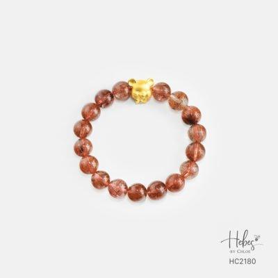 Hebes Design Bracelet HC2180 Healing Crystal Bracelets