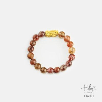 Hebes Design Bracelet HC2181 Healing Crystal Bracelets