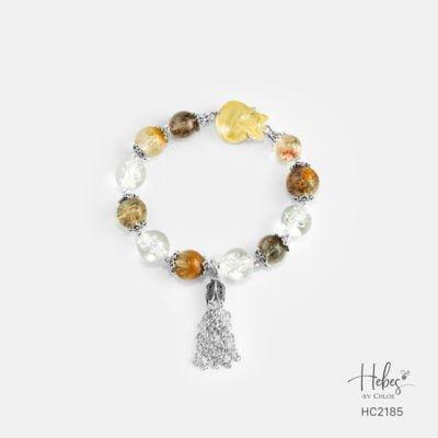 Hebes Design Bracelet HC2185 Healing Crystal Bracelets