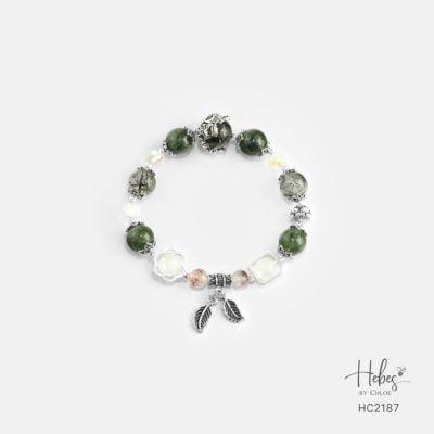 Hebes Design Bracelet HC2187 Healing Crystal Bracelets