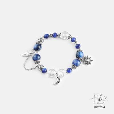 Hebes Design Bracelet HC2194 Healing Crystal Bracelets
