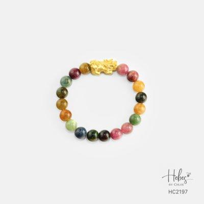 Hebes Design Bracelet HC2197 Healing Crystal Bracelets