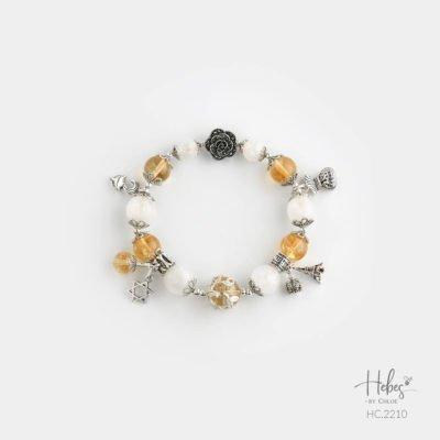 Hebes Design Bracelet HC2210 Healing Crystal Bracelets
