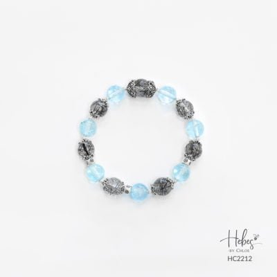 Hebes Design Bracelet HC2212 Healing Crystal Bracelets