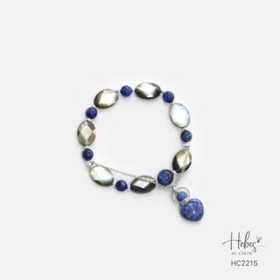 Hebes Design Bracelet HC2216 Healing Crystal Bracelets