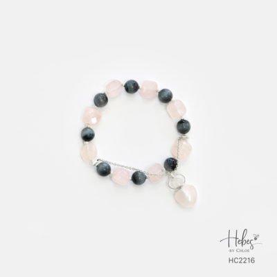 Hebes Design Bracelet HC2215 Healing Crystal Bracelets
