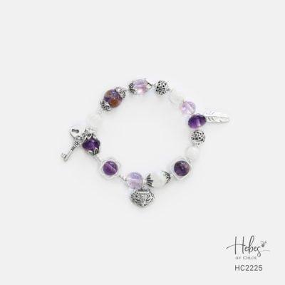 Hebes Design Bracelet HC2225 Healing Crystal Bracelets