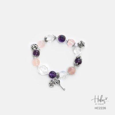 Hebes Design Bracelet HC2226 Healing Crystal Bracelets