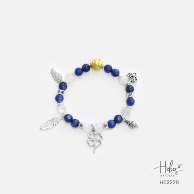 Hebes Design Bracelet HC2228 Healing Crystal Bracelets