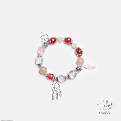 Hebes Design Bracelet HC2229 Healing Crystal Bracelets