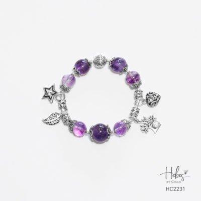 Hebes Design Bracelet HC2231 Healing Crystal Bracelets
