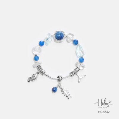 Hebes Design Bracelet HC2232 Healing Crystal Bracelets