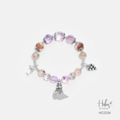 Hebes Design Bracelet HC2234 Healing Crystal Bracelets