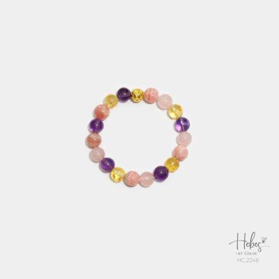 Hebes Design Bracelet HC2248 Healing Crystal Bracelets