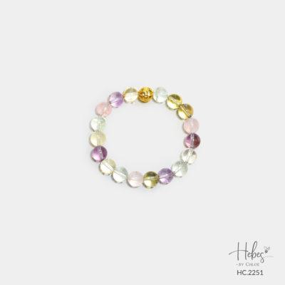 Hebes Design Bracelet HC2251 Healing Crystal Bracelets
