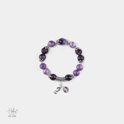 Hebes Design Bracelet HC2038 Healing Crystal Bracelets
