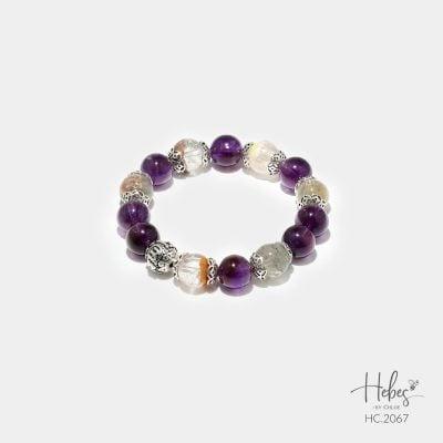 Healing Stone Bracelet HC2067 Healing Crystal Bracelets
