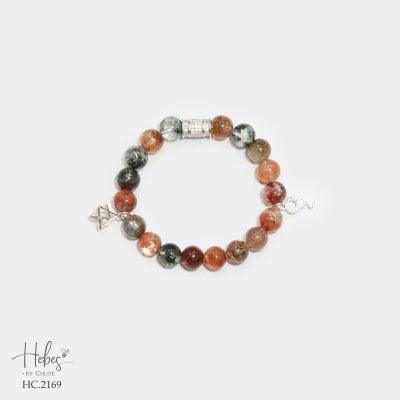Hebes Design Bracelet HC2169 Healing Crystal Bracelets