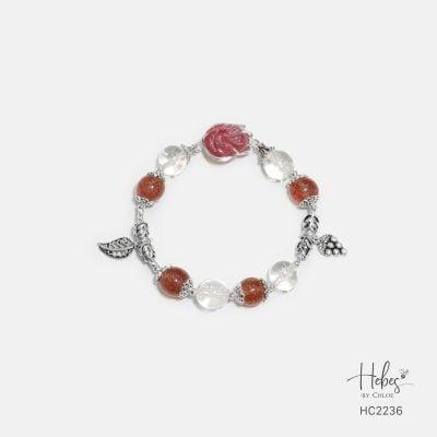 Hebes Design Bracelet HC2236 Healing Crystal Bracelets