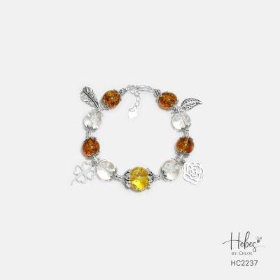 Hebes Design Bracelet HC2237 Healing Crystal Bracelets