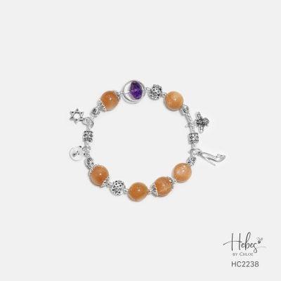 Hebes Design Bracelet HC2238 Healing Crystal Bracelets