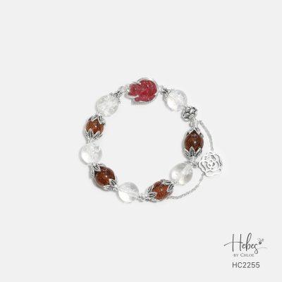 Hebes Design Bracelet HC2255 Healing Crystal Bracelets