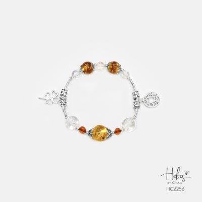 Hebes Design Bracelet HC2256 Healing Crystal Bracelets