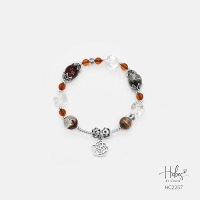 Hebes Design Bracelet HC2257 Healing Crystal Bracelets