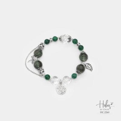 Hebes Design Bracelet HC2260 Healing Crystal Bracelets