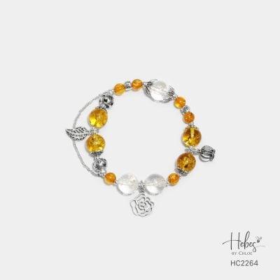 Hebes Design Bracelet HC2264 Healing Crystal Bracelets