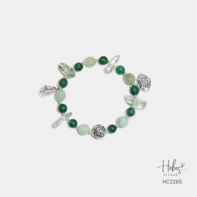 Hebes Design Bracelet HC2265 Healing Crystal Bracelets