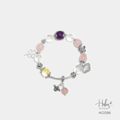 Hebes Design Bracelet HC2266 Healing Crystal Bracelets
