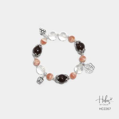 Hebes Design Bracelet HC2267 Healing Crystal Bracelets