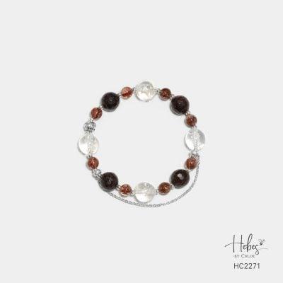 Hebes Design Bracelet Hc2271 Healing Crystal Bracelets