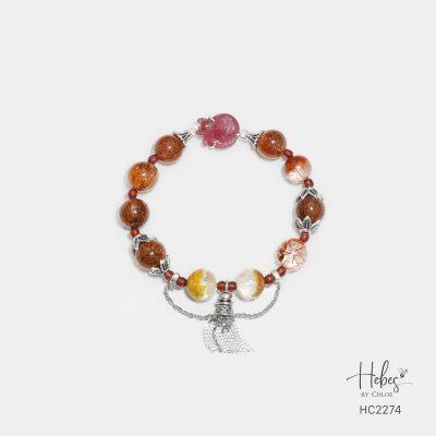 Hebes Design Bracelet HC2274 Healing Crystal Bracelets