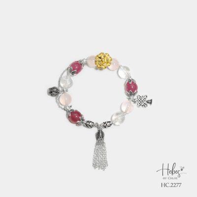 Hebes Design Bracelet HC2277 Healing Crystal Bracelets