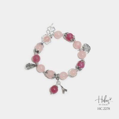 Hebes Design Bracelet HC2278 Healing Crystal Bracelets