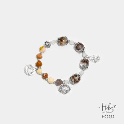 Hebes Design Bracelet HC2282 Healing Crystal Bracelets